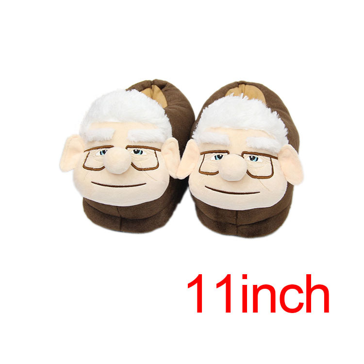 Grandfather Slippers 1