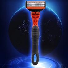 5-camada EUA importações de barbear manual navalha de barbear navalha titular