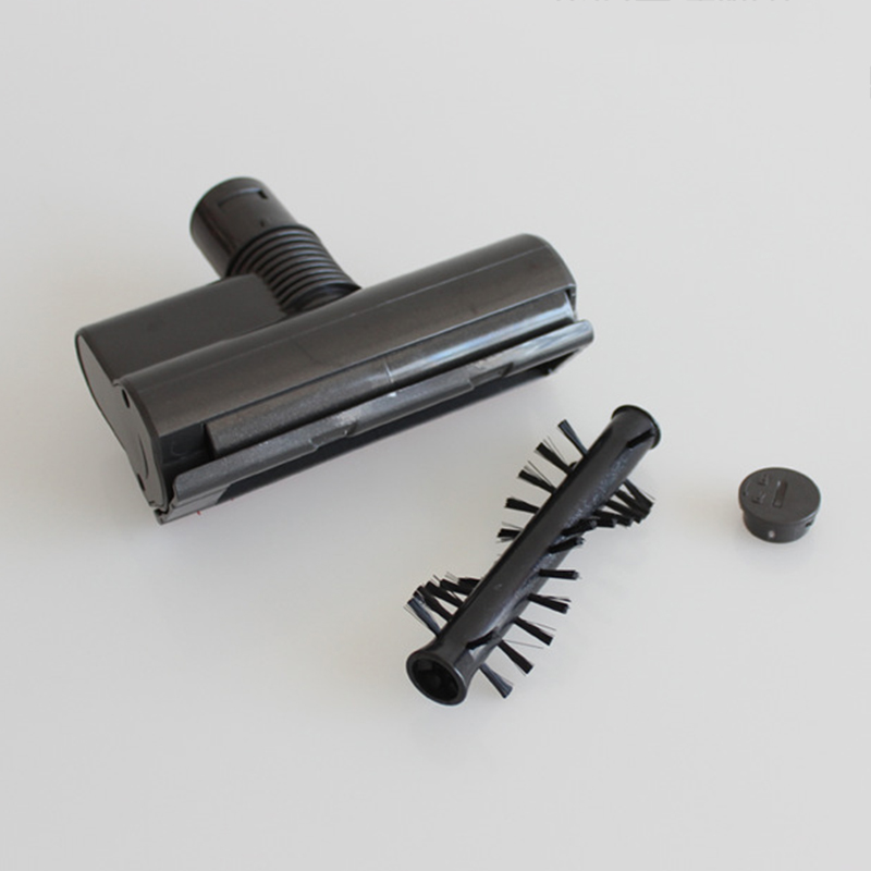 Brush head for Proscenicp8/Dibea T6 C17 C19/WDKK380/AveenoA219 S/BW573 /WVCC-LI480YW vacuum cleaner detachable with roller brushBrush head for Proscenicp8/Dibea T6 C17 C19/WDKK380/AveenoA219 S/BW573 /WVCC-LI480YW vacuum cleaner detachable with roller brush