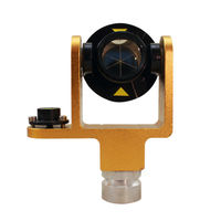 MINI STAKEOUT PRISM, FOR SURVEYING, SOKKIA, TOPCON, TRIMBLE, NIKON, PEANUT