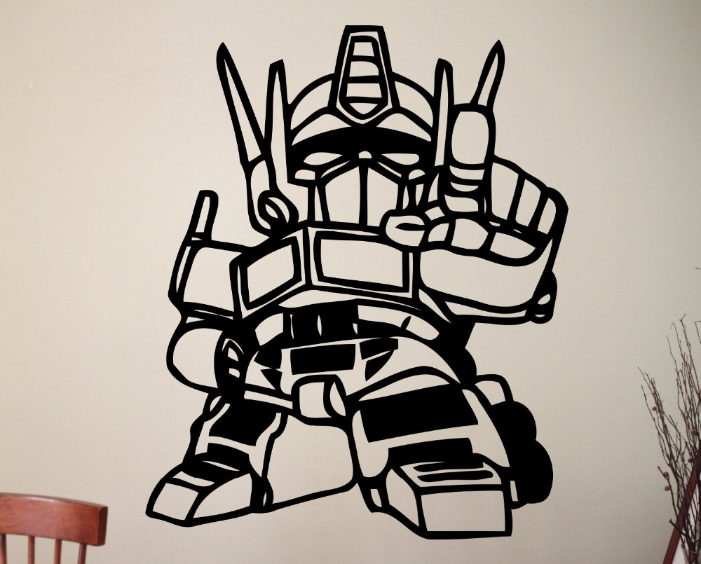 Transformers Wall Decal Optimus Prime Vinyl Sticker Movie Superhero  Decorations Home Living Room Kids Bedroom Nursery. Compare Prices on Transformers Bedroom  Online Shopping Buy Low