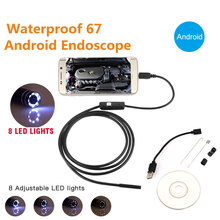 0.3 mp IP67 Monitoring Computers Endoscope Ear Spoon Borescope Practical Photos Mobile Phones Real-Time Video Inspection