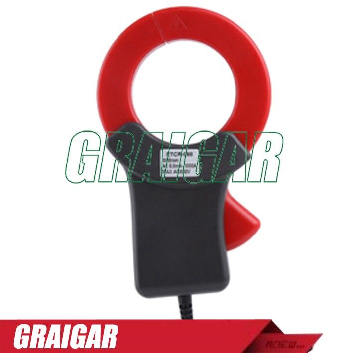 ETCR068 High Accuracy Clamp AC Leakage Sensor etcr030 high accuracy clamp leakage current sensor