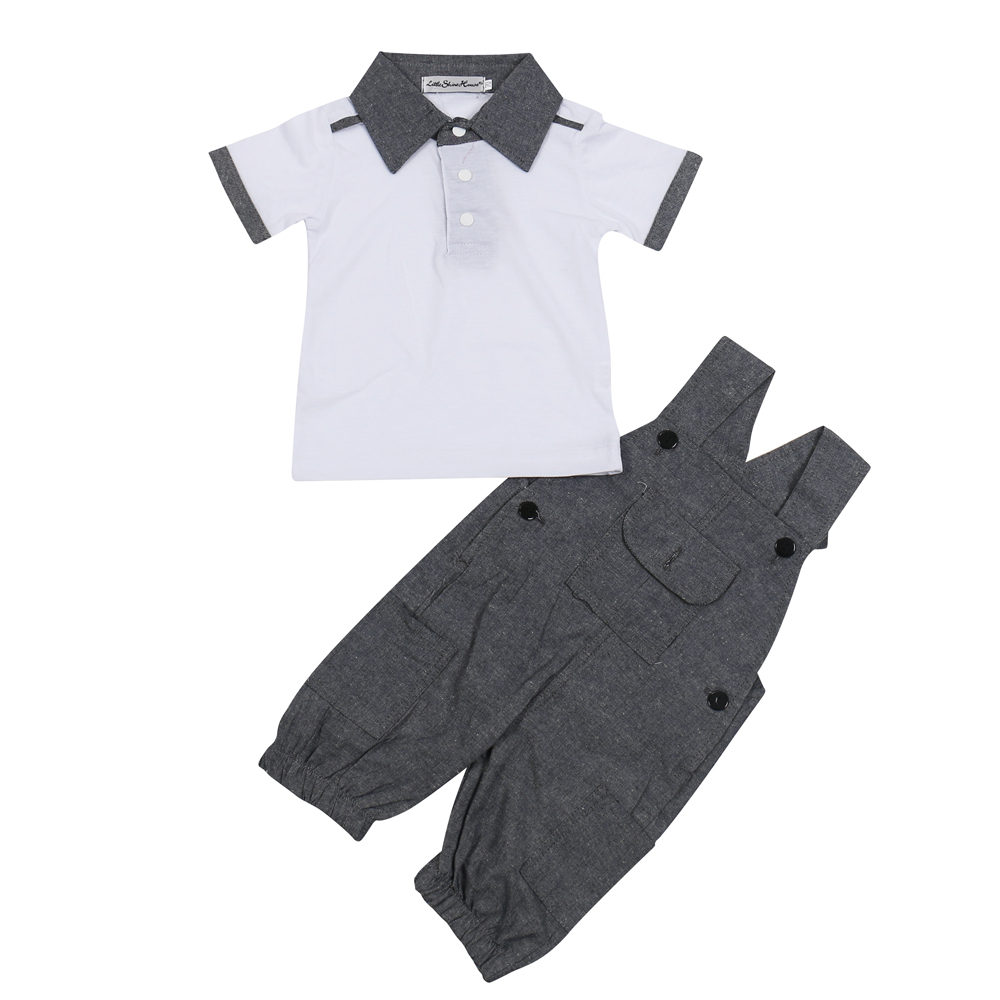 2017-new-Arrival-Baby-boy-clothing-set-Gentleman-newborn-clothes-set-for-boys-high-quality-cotton-T-shirt-Overalls-baby-suit-1