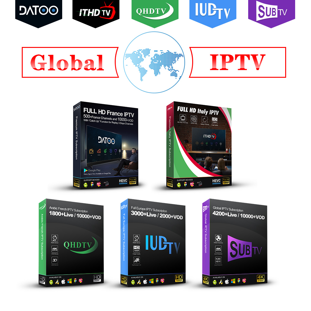 Good quality and cheap ip tv box brazil in Store Xprice