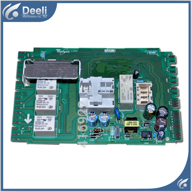 Free shipping 100% tested for washing machine board WFS1266CT WFC1256CT motherboard 4619 714 03847 good working on sale 100% tested for washing machine board wd n80051 6871en1015d 6870ec9099a 1 motherboard used board