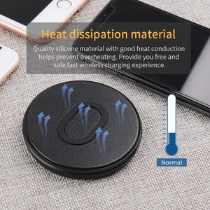 Image 4 - Nillkin Mini Qi Fast Wireless Charger+Micro USB Type A Receiver Wireless Charging for Xiaomi Redmi 7 4X Note 4X 6A 5 6 Plus Pro