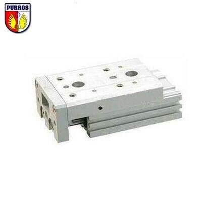 MXS 6 Pneumatic Sliding Cylinder, Bore: 6mm, Stroke: 10/20/30/40/50mmMXS 6 Pneumatic Sliding Cylinder, Bore: 6mm, Stroke: 10/20/30/40/50mm