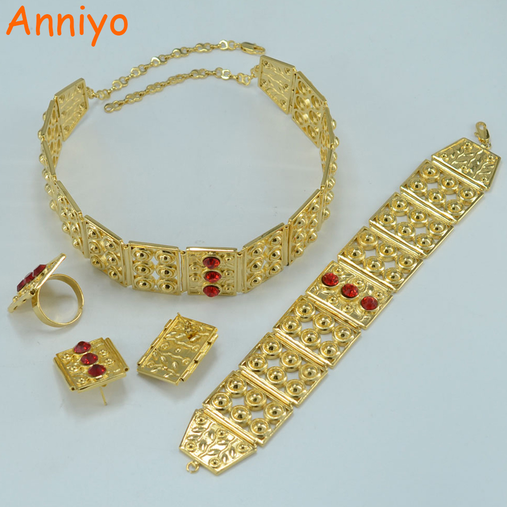 African Wedding Gifts: Aliexpress.com : Buy Anniyo Big Size Ethiopian Set Jewelry