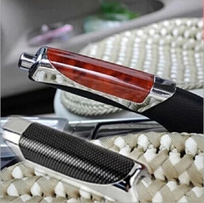 WISE TRAVEL  High Quality Modern Cool Handbrake Cover Make Your Old Style Handbrake Look Much Better And Cool Immediately