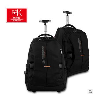 Nylon Water proof Travel Luggage Trolley bags Women Men Rolling luggage suitcase Travel bags on wheels wheeled Rolling Backpack travel luggage trolley bags rolling baggage nylon waterproof travel wheeled bags luggage suitcase on wheels travel duffles tote
