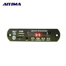 AIYIMA FLAC Lossless MP3 FM Módulo MP3 Altavoz Bluetooth Módulo de Audio Del Coche Home MP3 Decodificador Bordo