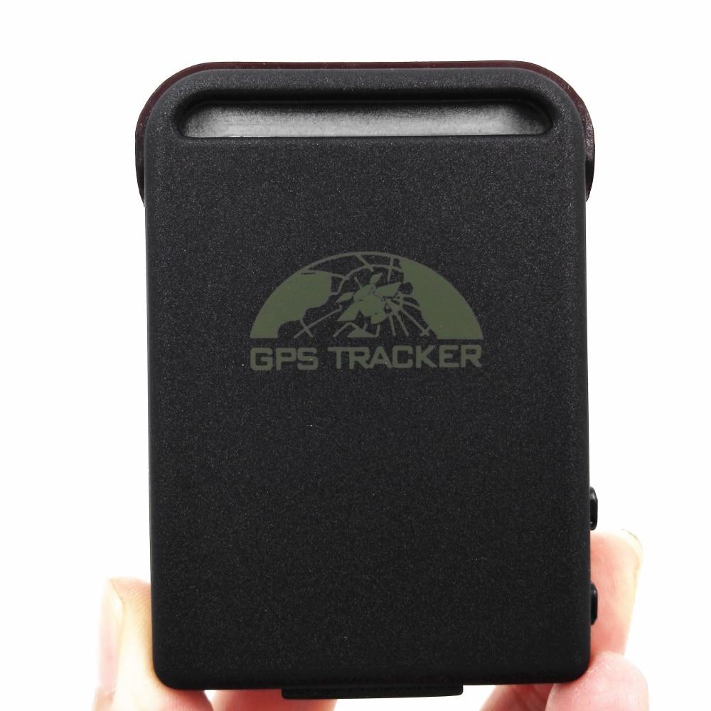 gps tracker tk102b mini real time car gps locator gsm cat. Black Bedroom Furniture Sets. Home Design Ideas