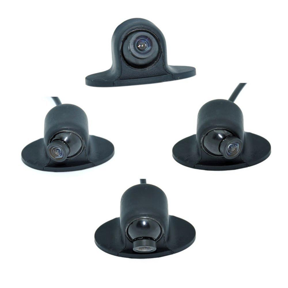 Reversing Parcking Mini mirror Camera for Car Boat Waterproof Night Vision High Sensitivity & Definition Easy installation