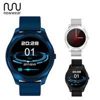 Newwear N3 Pro Smart Watch 1.3 inch Waterproof Smartwatch Blood Pressure Heart Rate Monitor Pedometer Bluetooth Wearable Devices