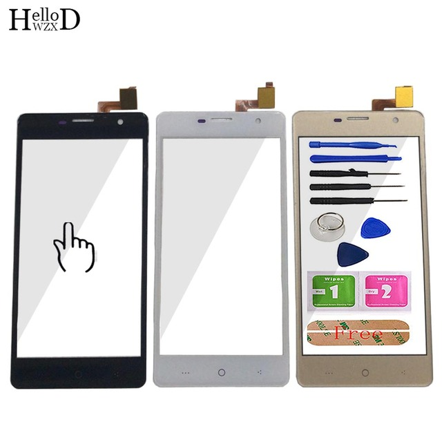 Touch Screen Panel For DEXP Ixion ES950 Touch Panel Touch Screen Digitizer Front Glass Sensor Smartphone Mobile Tools Adhesive
