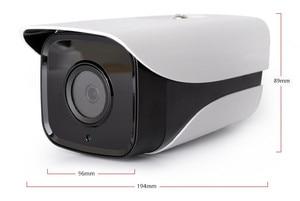 Image 2 - Original Dahua 6MP 3072*2048 IP camera DH IPC HFW4631M I2 Bullet IR 80M Waterproof outdoor full HD Support POE IPC HFW4631M I2