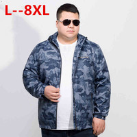PLUS 10XL 8XL 6XL 5XL New ultra thin jacket men brand clothing ultra light sunscreen coat male top quality breathable soft tops