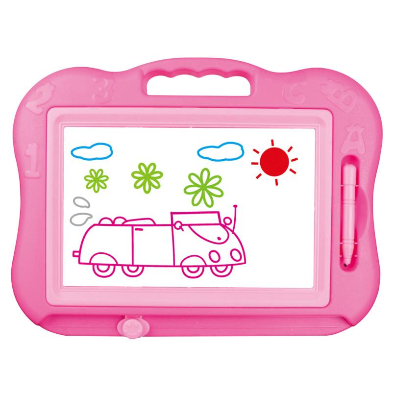 Children Kid Magnetic Writing Painting Drawing Graffiti Board Toy Preschool Tool Q30 AUG9