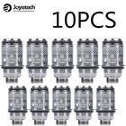 10PCS Joyetech eGo ONE CL Pure Cotton Coil Head 1.0ohm Replace for eGo ONE Serie Atomizer Tank Electronic Cigarette Vaping E Cig