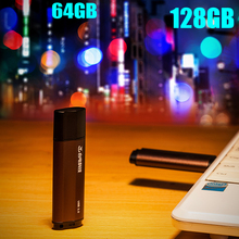 Teclast USB3.0 High Speed USB Flash Drive 128GB 64GB Memory Stick Metal Pen Drive Business Style Mobile Storage Devices U Disk