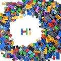 1000 pcs blocos de construção de mini figuress enlighten construção de tijolos brinquedos para as crianças