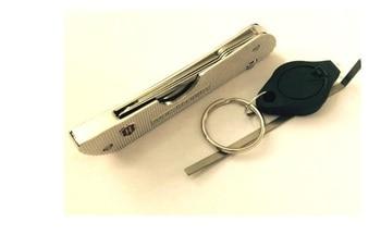 цена на 7 in 1 Practice Lock Folding Multi-tool lock Pick Set Jack Knife Locksmith tool..,we also sell lishi tool hu66 hu92 hu100 hu101
