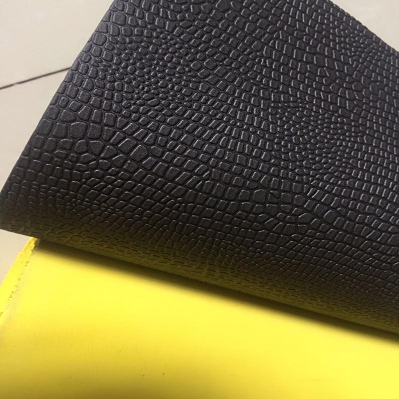 50cm * 2m / šarže 3mm hadí povrch Eva pěnové desky, řemeslné desky, snadné řezání, děrovací plech, ruční materiál