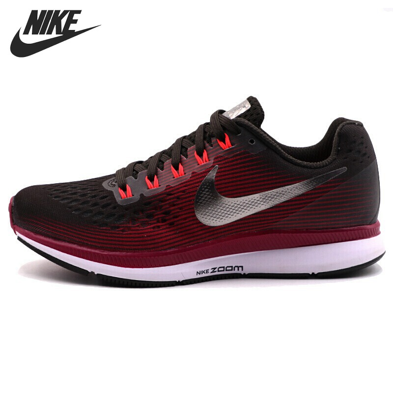 Original New Arrival 2018 NIKE AIR ZOOM PEGASUS 34 GEM Women's Running Shoes Sneakers graceful short side bang fluffy natural wavy capless human hair wig for women