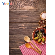 Yeele Wood Natural Background Photocall Table Beans Photography Backdrops Personalized Photographic Backgrounds For Photo Studio