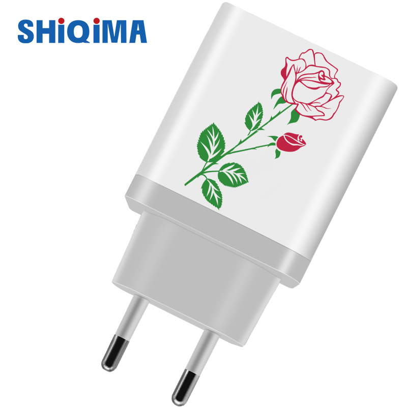 Quick Charge QC 3.0 QC3.0 USB Fast Wall Travel Charger 3-Port Adapter for Xiaomi Samsung Huawei Honor Iphone Power Bank Charging