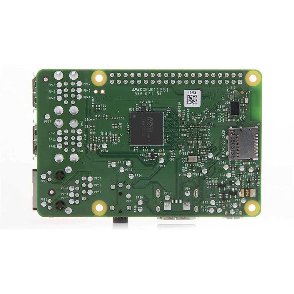 Raspberry Pi 3 Modelo B frambuesa Pi Pi3 B Pi 3 Pi 3B con WiFi y Bluetooth - 3