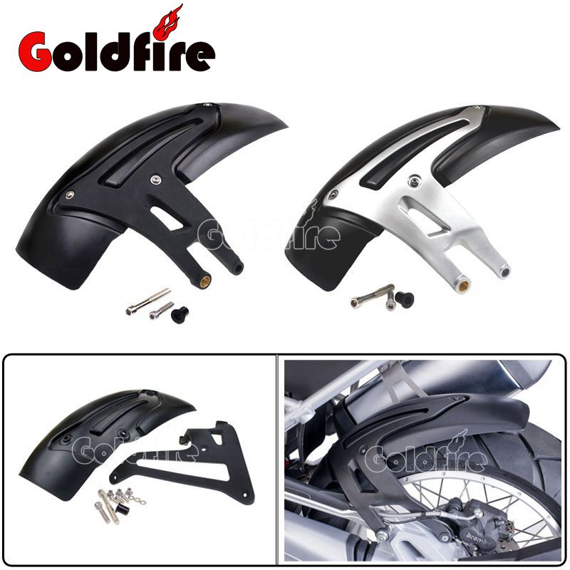 For BMW R1200GS LC 2013 - 2016 R1200 GS LC Adventure 2014 2015 16 Motorcycle Rear Hugger Fender Mudguard Mudflap Mud Guard приключения на bmw r 1200 gs