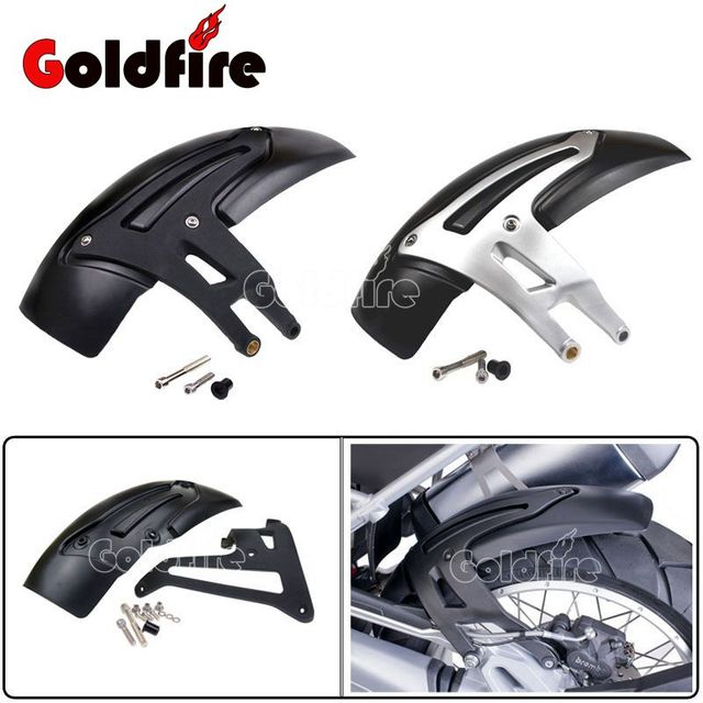 For BMW R1200GS LC 2013 - 2016 R1200 GS LC Adventure 2014 2015 16 Motorcycle Rear Hugger Fender Mudguard Mudflap Mud Guard