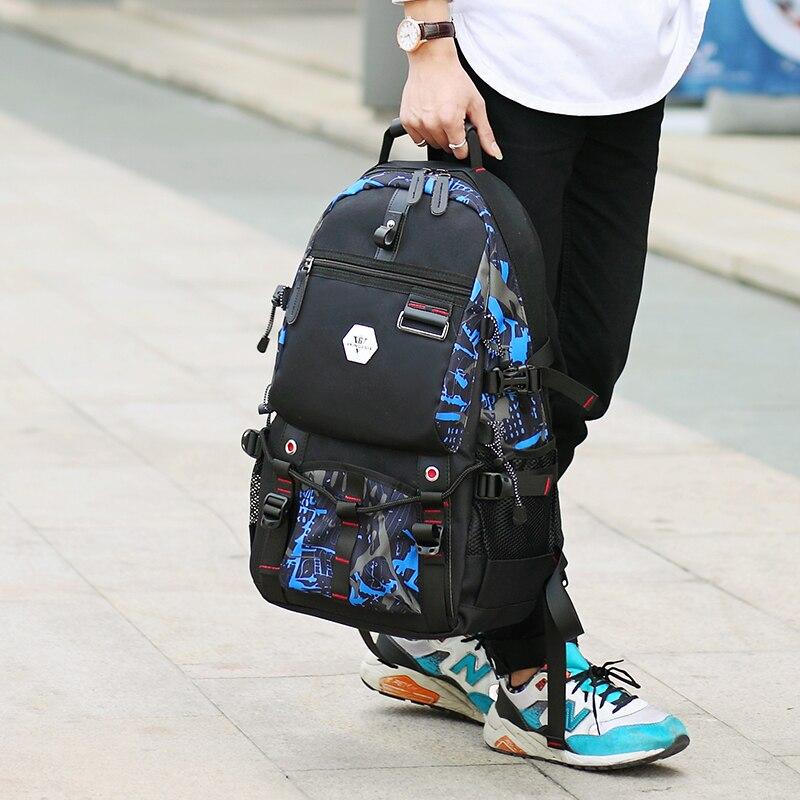 d' Água homens mochila de Estilo1 : Waterproof Backpack
