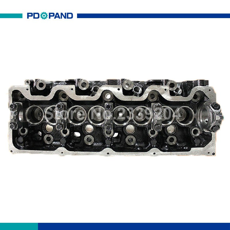 Motor Engine Part <font><b>5L</b></font> cylinder head 1110154151 1110154150 FOR <font><b>Toyota</b></font> HILUX HIACE TOWN ACE KIJANG DYNA TUV 3.0L 1998- image