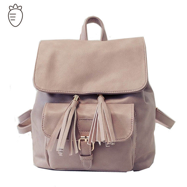 Aliexpress.com : Buy women backpacks tassel female backpack of ...