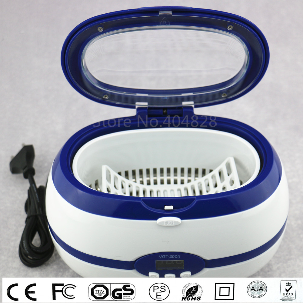 VGT-2000 600ml Ultrasonic Cleaner,GS RoHS FCC PSE Certified High QualityVGT-2000 600ml Ultrasonic Cleaner,GS RoHS FCC PSE Certified High Quality
