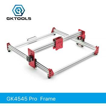 GKTOOLS 45 45cm DIY Mini CNC Laser Engraver Cutter Engraving Machine All  Metal Frame Benbox