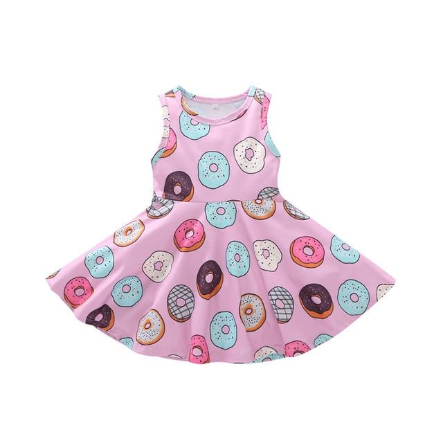 שמלה לתינוקת | ילדה של סופגניות $5.27