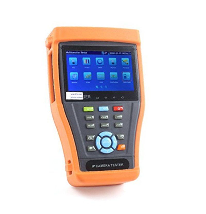 4.3 Touch Screen IP Camera Test Monitor PoE Test CCTV Tester WIFI PTZ Controller HDMI IPC4300 4 3 touch screen ip camera test monitor poe cctv tester wifi ptz controller hdmi with cvi tvi ahd 3 in 1 test ipc4300adh