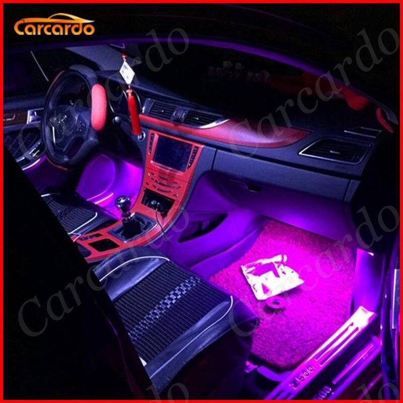 4шт универсальный автомобильный - Автомобильные фары - Фотография 6