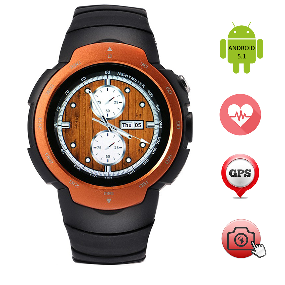GPS WiFi Android Smart Watch Phone Support 3G SIM Card Camera/FM Heart Rate Stopwatch Mp3 Player ZW69 Bluetooth Fitness Tracker heart rate smart watch wristwatch reloj inteligente z01 support 3g sim tf card wifi gps mp3 mp4 fitness traker bluetooth camera