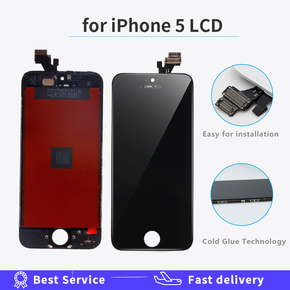 Lcd-Display Replacement Touch-Screen iPhone A1428 OEM Digitizer for 5G Aaa-Quality