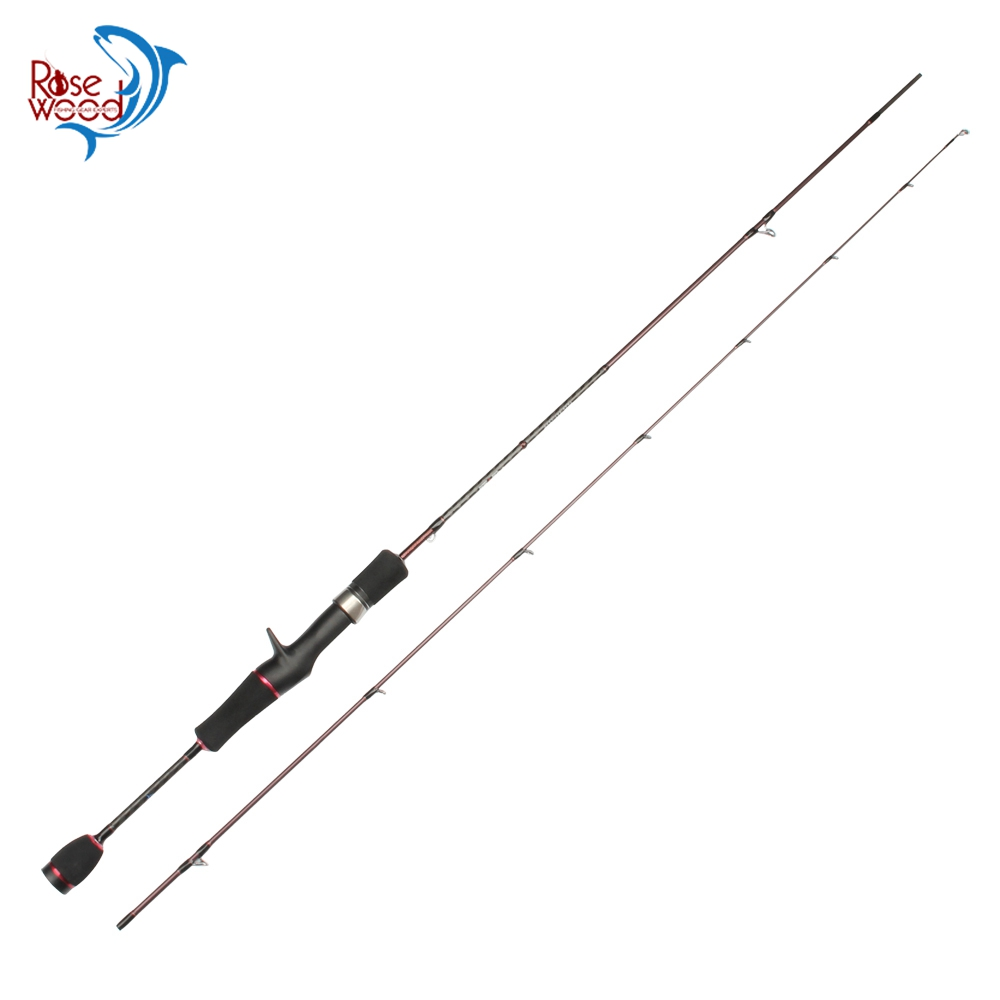RoseWood 1 8m Fast Action Ultra Light Trout Spinning Rods 0 8 5g 0 5 4g