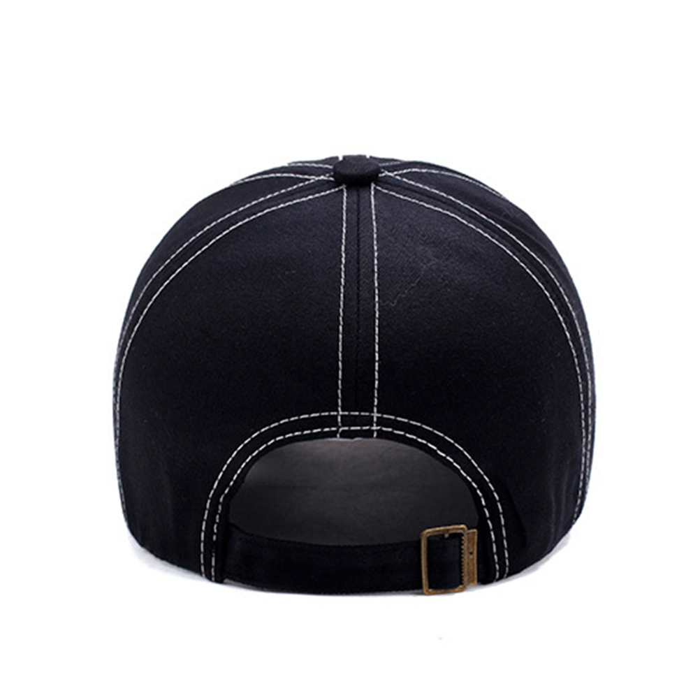 HTB1dwTie21H3KVjSZFBq6zSMXXaR - New 3D Eagle Embroidery Baseball Cap Male Cap Hip Hop Flat Along Snapback Hats Baseball Cap Lovers Cap For Men & Women #30