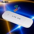 Hotspot móvel 4G WIFI USB Dongle Mini Modem 4G Wi-fi SIM Router Suporte 4G/3G/2G + Wi-Fi fornecer Acesso Sem Fio para o Carro ou ônibus