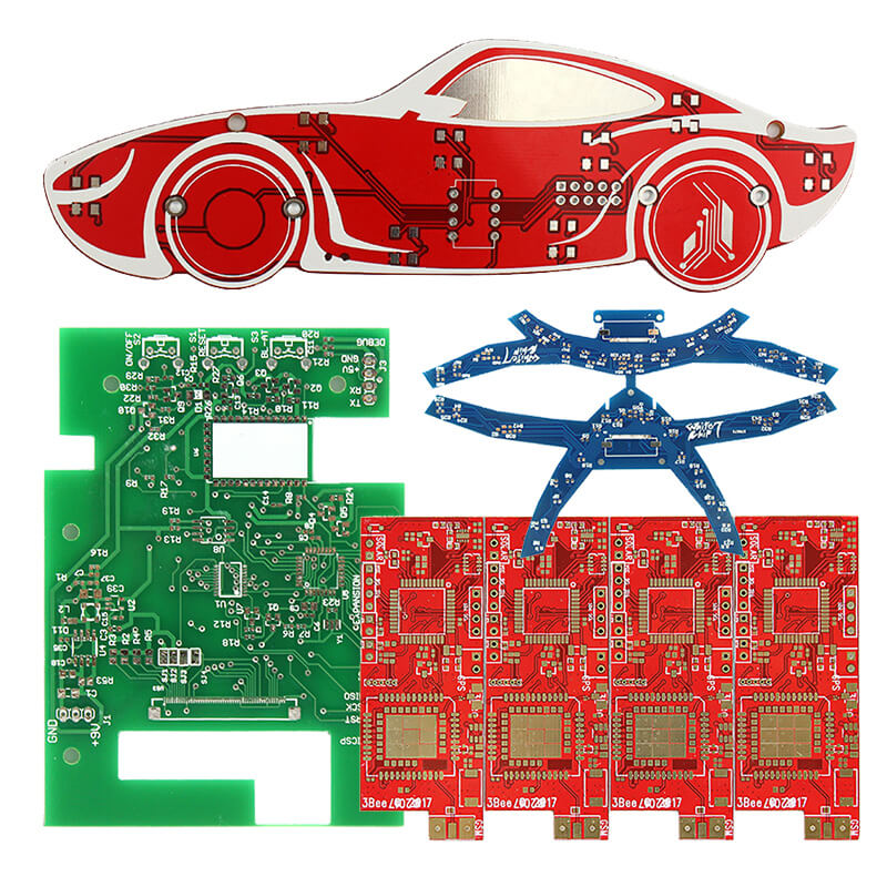 US $0 92 8% OFF|Elecrow Prototype pcb 2 Layer Professional PCB/FPC/Aluminum  PCB Board Manufacturer Accpect pcb Service Designer DO NOT PAY-in