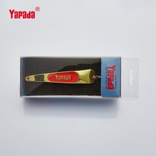 YAPADA Spoon 005  Backlight 10g/15g/20g/25g Treble HOOK 59mm/66mm/74mm/80mm Multicolor Metal Spoon Fishing Lures