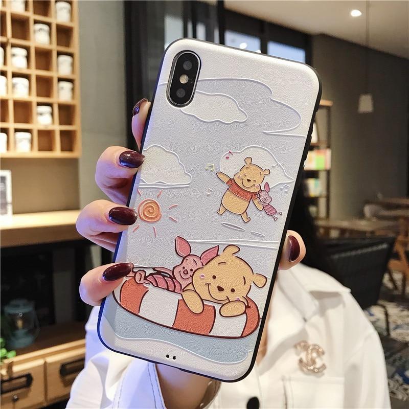 3D Emboss Case For Samsung Galaxy A30 S10 J4 J6 Plus A50 A7 A9 2018 A3 A5 2017 J7 J3 S7 Edge S8 S9 Plus Note 4 8 9 M10 M20 Cover